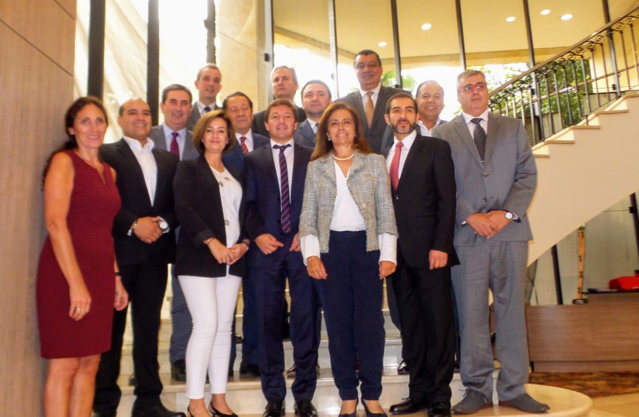 """ALEA en el Seminario y la Junta Directiva de CIBELAE en Colombia: """"Una participación muy positiva"""""""