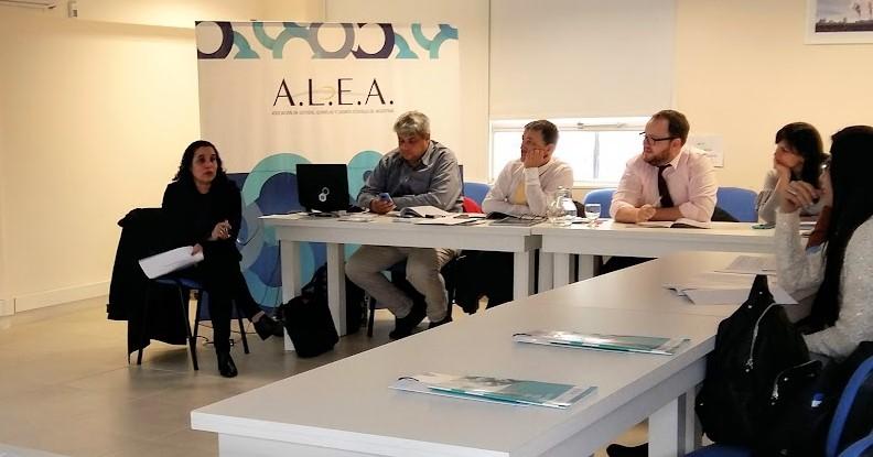 Referencial ALEA IRAM: formación de auditores internos