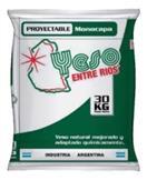 Yeso Entre Rios 40kg
