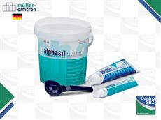 Muller Silicona por Condensacion Alphasil . Kit por 900ml