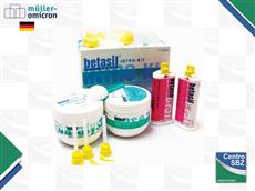 Muller Silicona Betasil Intro kit por 600ml