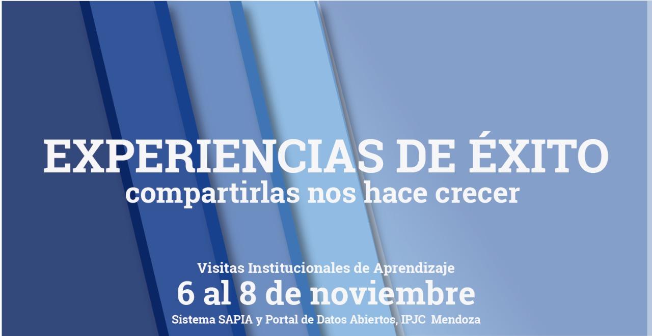 Conocé el Sistema SAPIA y Portal de Datos Abiertos del IPJyC de Mendoza