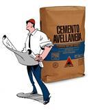 Pallet Cemento Normal Avellaneda 50kg (40 Unid)