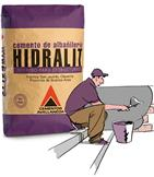 Pallet Cemento Albañileria Hidralit Avellaneda 40kg (50 unid)