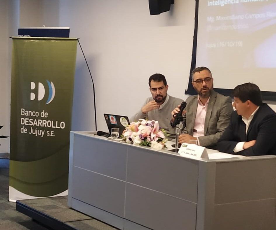 Ciclo ALEA-INAP: Cien agentes de la administración pública jujeña capacitados