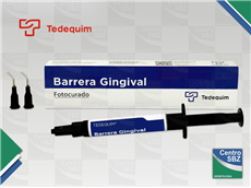 Blanqueador Barrera Gingival Tedeq.Jer.