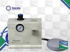 Caja De Control Omega C/Filtro Y Regulador
