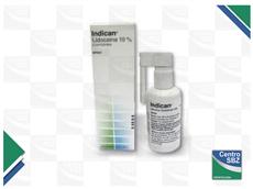 Anestesia en Spray Indican Por 60 Ml