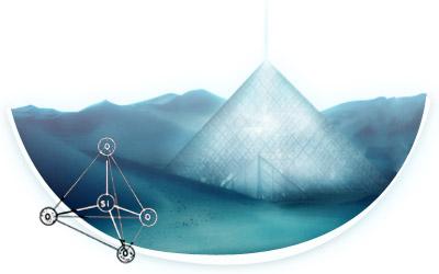 ¿Por qué fabricamos Orgonitas en forma de pirámides ?