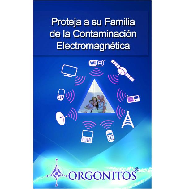Cartel Contaminación Electromagnética