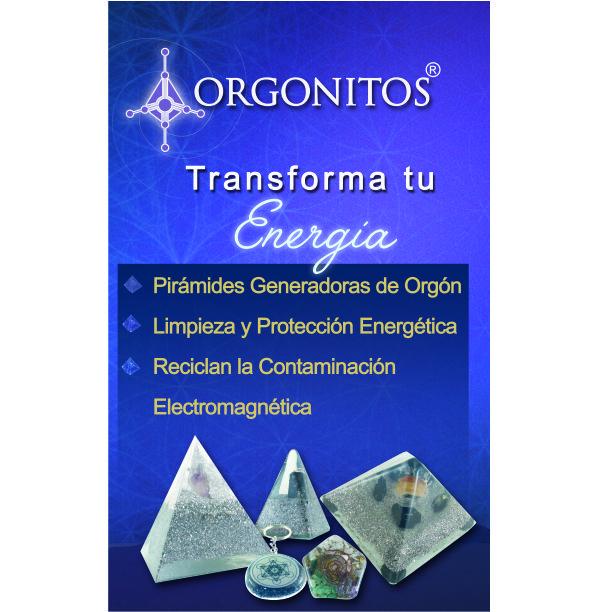 Cartel Propiedades Orgonitos