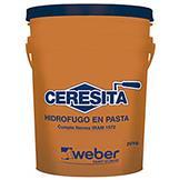 Aditivo Hidrófugo Weber Ceresita 20kg