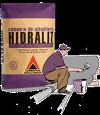 Cemento Albañileria Hidralit Avellaneda 40kg