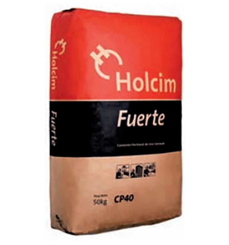 Cemento Normal Holcim 50kg