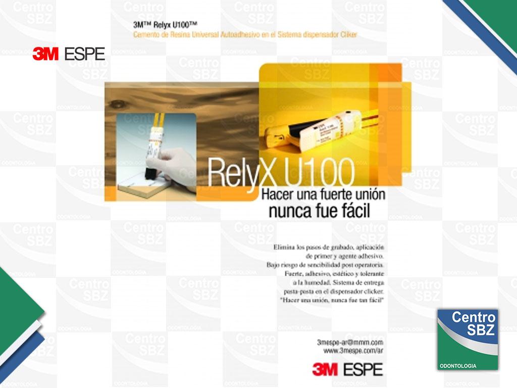 Cemento Dual Relix 3M CLIKER U200