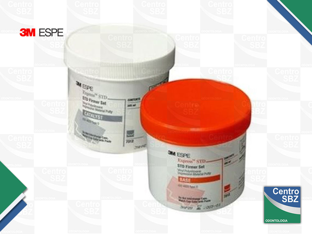 3M Espe - Silicona Adición 3M Express Putty - 610ml